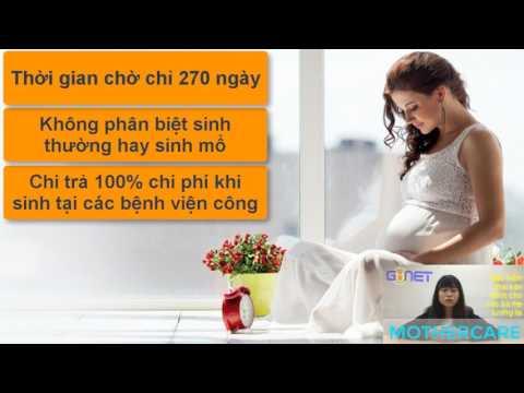 Bảo Hiểm Thai Sản Mothercare - Các ưu điểm Của Mothercare