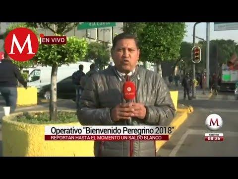 Cerca de 9 millones de peregrinos visitan a la virgen de Guadalupe