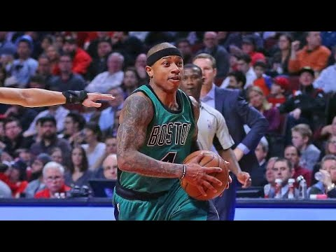 Isaiah Thomas the talk of All-Star weekend