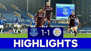 Unbeaten Run Continues With Toffees Point | Everton 1 Leicester City 1 | 2020/21