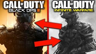 BLACK OPS 3 vs INFINITE WARFARE! Which is Better - [Call of Duty Gameplay]