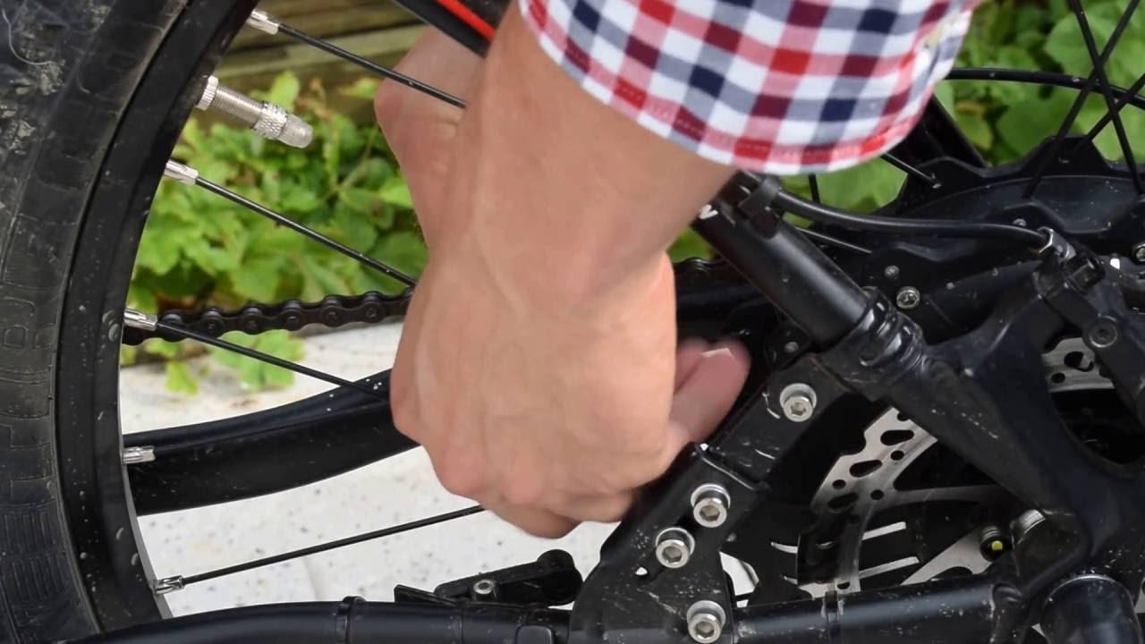 fischer e bike 1614 f r 10 euro tunen xy9777 youtube. Black Bedroom Furniture Sets. Home Design Ideas