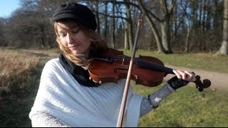 Somewhere Only We Know- Angie Violin