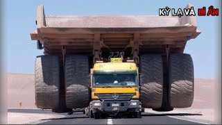 10 chiếc xe tải khủng nhất Thế Giới thật không thể tin nổi