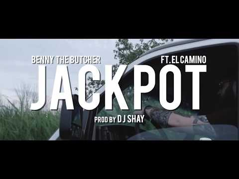 B.E.N.N.Y. The Butcher - Jackpot Ft. El Camino (Official Music Video)