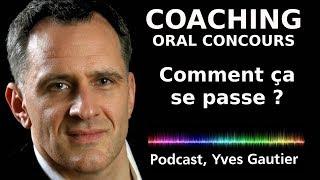 Oral de concours fonction publique : comment se passe un coaching ? (Approche pratique)