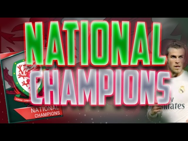 FIFA Mobile Pack Openings - Wales National Champions Set!