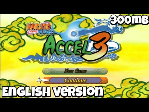 Cara Merubah Bahasa Game Naruto ACCEL 3 PPSSPP Android - 동영상