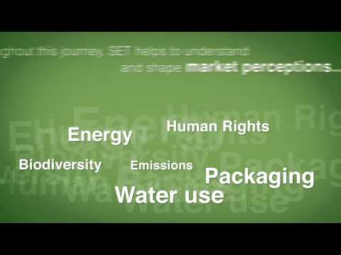 SET -- applied sustainability™ in the consumer goods industry - A BASF initiative