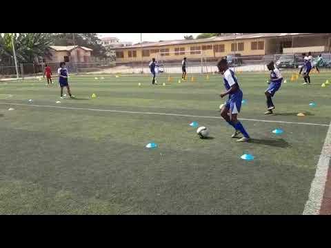 Astros football academy training Ghana 153