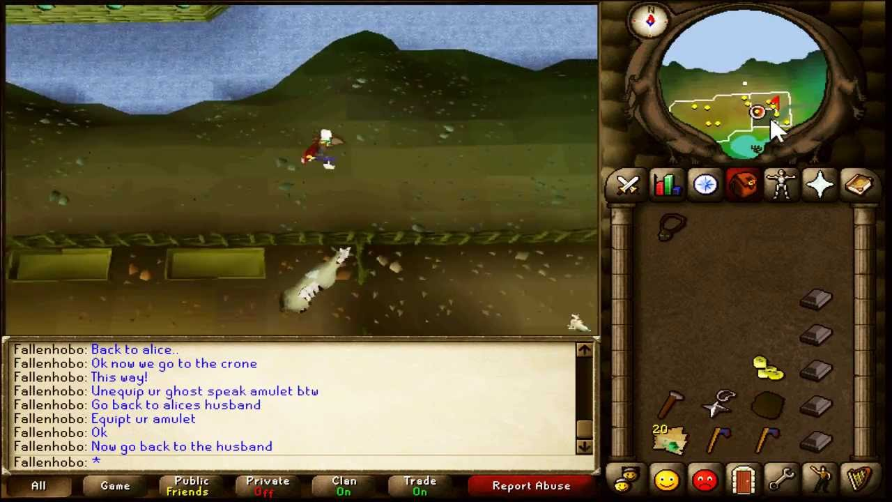 Quest Guide: Animal Magnetism (RuneScape 2007) | Sal's ...