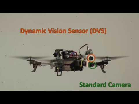 Event-based Vision for Autonomous High-Speed Robotics