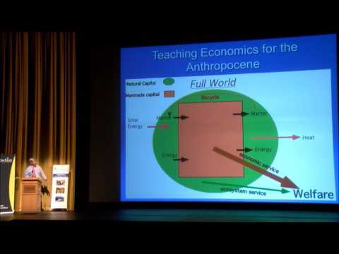 Josh Farley, Bringing the Earth Back Into Economics, Worldwatch Institute, EarthEd