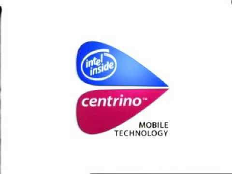 Intel Centrino Logo - YouTube