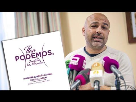 Molina (Podemos) presenta el Plan Integral de Garantías Ciudadanas
