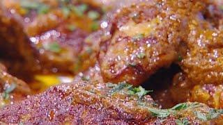 الأرز البخاري مع الدجاج المشوي - ديما حجاوي