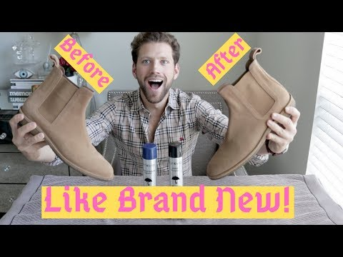 How to Clean and Maintain your Chelsea Boots!