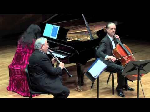Beethoven: Trio in B-Flat Major, op. 11 II. Adagio