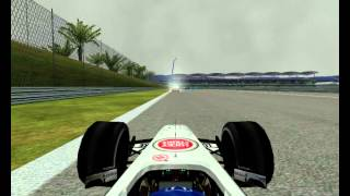 2001 Sepang Malaysian Grand Prix full Race Formula 1 Season Mod F1 Challenge 99 02 game year F1C 2 GP 4 3 World Championship 2013 2014 2015 201626 17 062 4