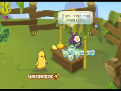 The Duck Song - Animal Jam Music Video
