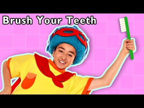 Brush Your Teeth and More | HEALTHY TEETH, HEALTHY KIDS | Baby Songs from Mother Goose Club!