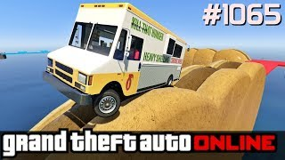 GTA 5 PC Online Po Polsku [#1065] SKILL Test HAMBURGER /z Bertbert & Skie