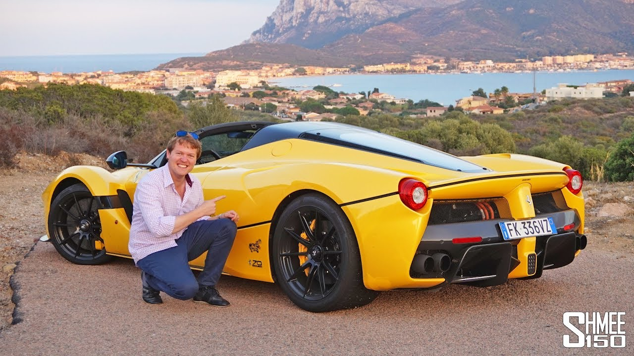 This £5m LaFerrari Aperta TROLLED ME! | EXPERIENCE - YouTube