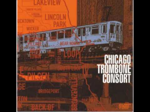 "VACLAV NELHYBEL: ""Tower Music""  Performed By The Chicago Trombone Consort"