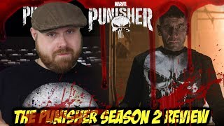 The Punisher Season 2 - Review!!!