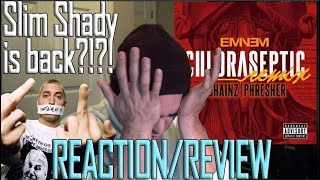 Eminem: Chloraseptic Remix feat. 2Chainz & Phresher - REACTION/REVIEW!