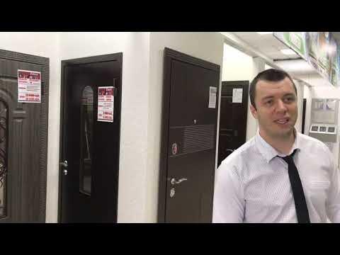 Открытие магазина «ОКНА-ДВЕРИ» в торговом центре Таврия В