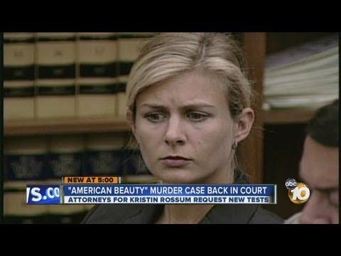 'American Beauty' murder case back in court