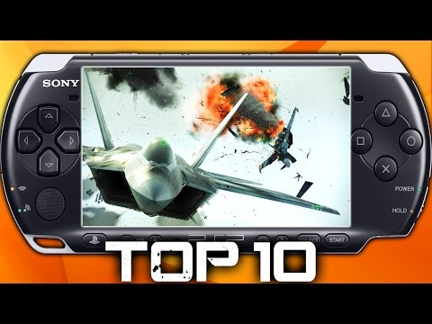 TOP 10 Best Combat Flight Games For PSP To Play 2016 Edition