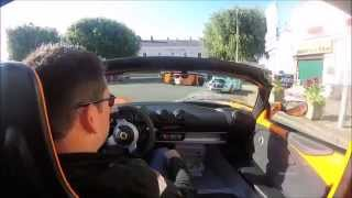 2014 Lotus Elise CR. S Test Drive
