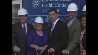 Bowdoin Street Health Center Groundbreaking Ceremony