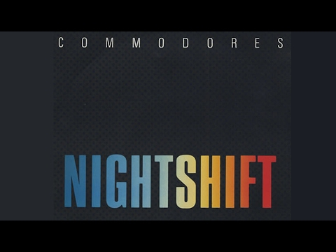 Commodores - Nightshift (Keyboard Cover)