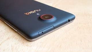 ZTE Nubia 5 video walkthrough