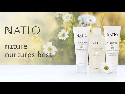 Natio Aromatherapy 1-2-3 step routine
