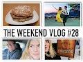The Weekend Vlog #28 -  BANANA PANCAKES & LA LA LOVE