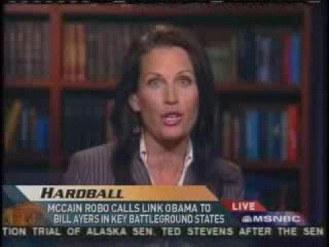 Hardball: Michelle Bachman Calls Liberals Un-American