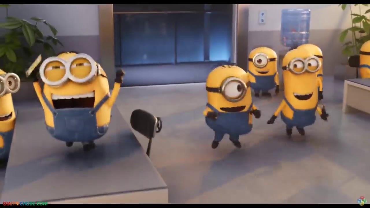 Phim Hoạt Hình 2019 - Minions fuuny!