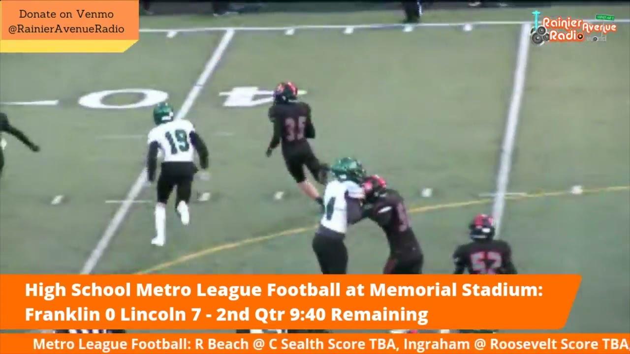 RAR Metro League Student Athlete of the Week (5) James Neuburger, Lincoln Lynx 4-3-21