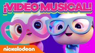 ¿Puedes resistirte al Squish?! ¡VIDEO MUSICAL!    My Squishy Little Dumplings   Nick Jr. en Español