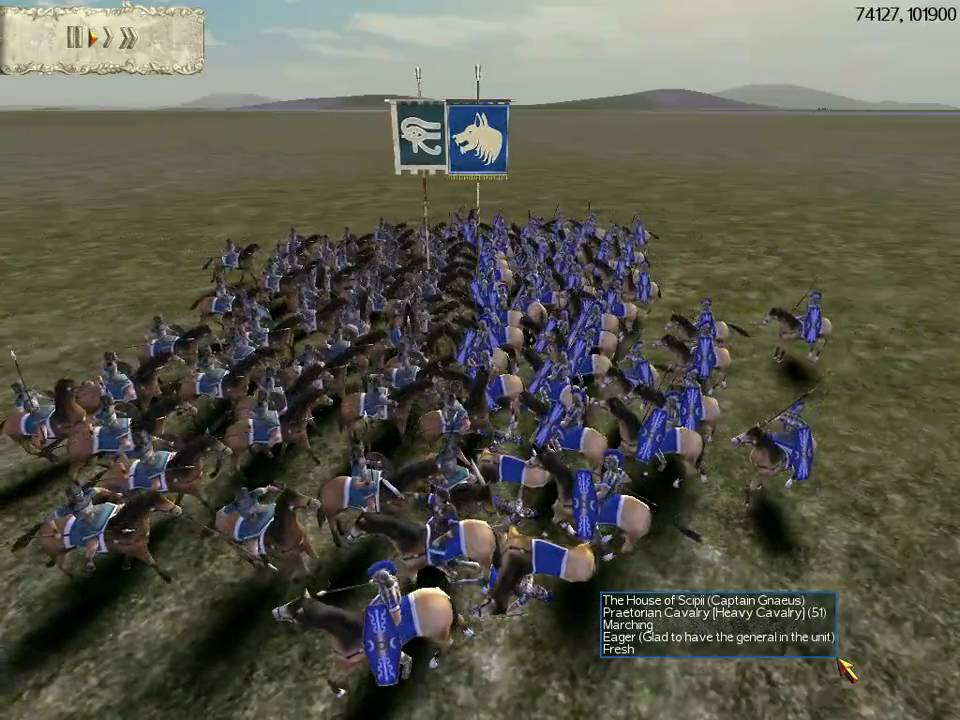 rome total war campaign scipii - photo#25