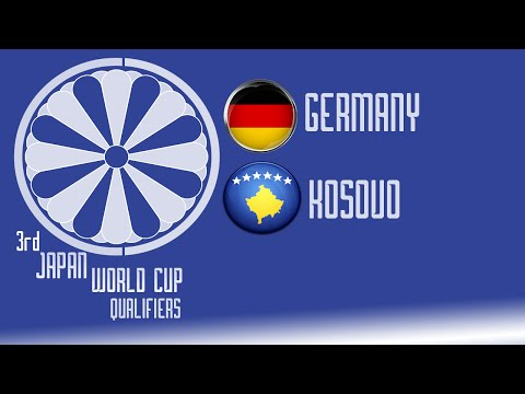 Germany vs Kosovo - PES2016 - 3rd Japan World Cup Qualifiers