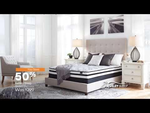 Stars & Stripes Mattress Sale  Ashley HomeStore