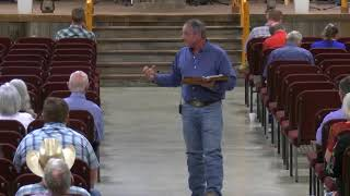 CCEC, September 12 2021,  Pastor Werth Mayes