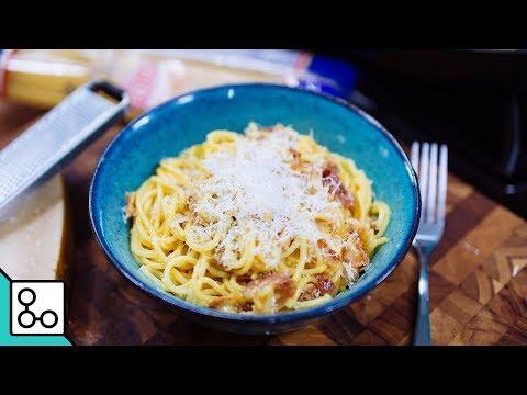 Carbonara à l'italienne - YouCook