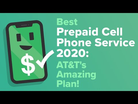 Best Prepaid Cell Phone Service 2020: AT&T's Amazing Plan!