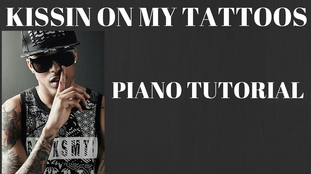 How to play - August Alsina - Kissing on my tattoos ...